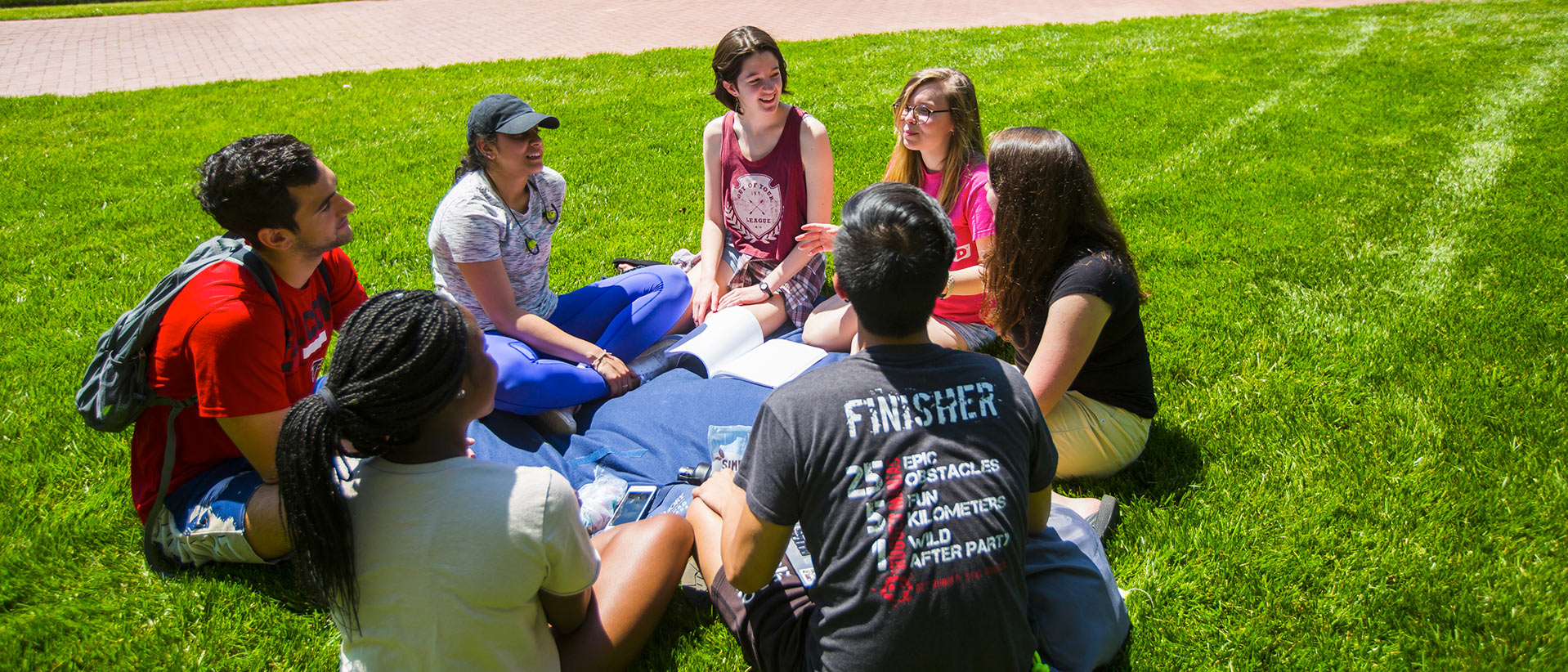 Oxford offers numerous campus life activities.